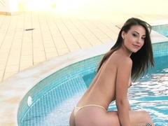 Exotic pornstar in Hottest Babes, Solo Girl xxx movie