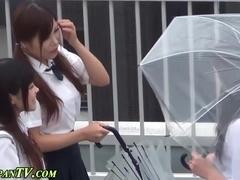 Asian sluts raining piss