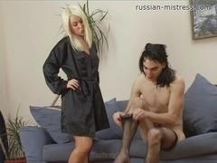 Russian-Mistress Video: Darya