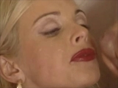 Greater Amount Multiple-Discharged Facual Cumshots
