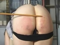 Cangirl caning