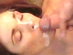 Red Head Slut is Hungry for Cock