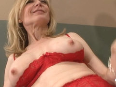 Nina Hartley & Alec Knight in My Friends Hot Mom
