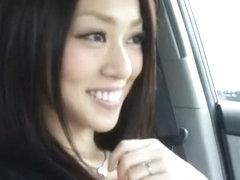 Exotic Japanese model Ann Yabuki in Hottest Lingerie, Big Tits JAV clip