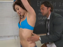 Reagan Ross relies on Rocco Reed's dork