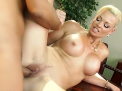 Dreamy Office Tits