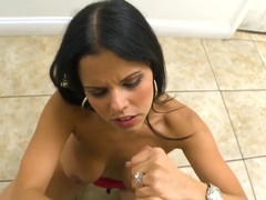 Diamond Kitty and her lover in the super hot oral interlude scenes