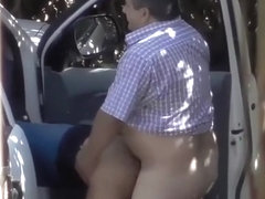 fat client fucks street hooker