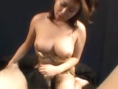 Fabulous Japanese whore in Amazing POV, Lingerie JAV movie
