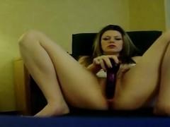 Horny masturbation