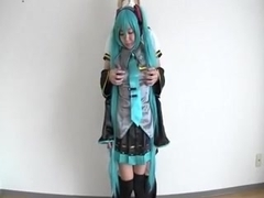 Vocaloid Cosplay Sex