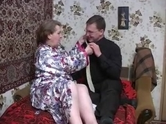 Mature Older Russian sc.3-roleplay
