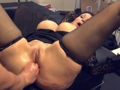 hawt older in nylons with bigs love muffins