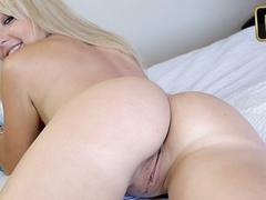 Valerie White in Country Girl Loves Dick