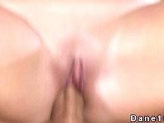 Huge tits fat girlfriend rides cock