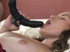 Incredible pornstar in Crazy Romantic, Brunette porn scene