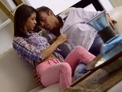Brunette Veronica Rodriguez stars in this hot hardcore scene