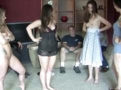 Strip Bizz Buzz with Sarah Kandie Zayda and Cara