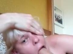 blonde deepthroat bf