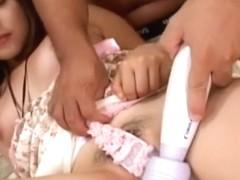 Kana Namiki Uncensored Hardcore Video with Creampie, Dildos/Toys scenes
