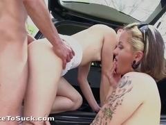 Sis caught masturbating on the toilet