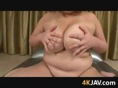 Thick Japanese Girl Masturbating