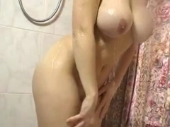 Lexi In The Shower
