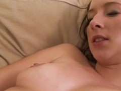 Incredible pornstar in fabulous blowjob, hairy sex scene