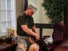 Best pornstar Lola Foxx in Hottest Cumshots, Brunette sex clip