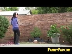 MILF Fucked By Her Son In Law