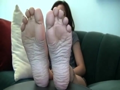 hd asian sexy soles and toes
