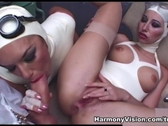 Keira Farrell in Latex Domination - HarmonyVision
