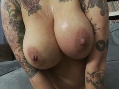 Inked Bitch Fuck Regan Reese
