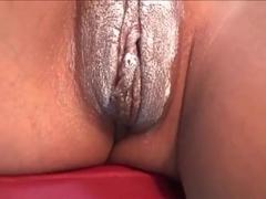Cream Coloured Piece of Ass
