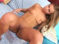 Claire Shivers in Spasms of Orgasmic Delight