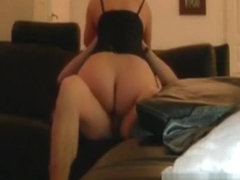 Fucking a concupiscent cheating mother I'd like to fuck with her nylons on