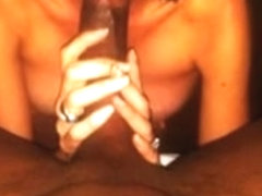 White wife acquires big bbc whilst her spouse helps likewise