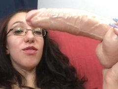 TeenageDecadence: Anouk Teases Her Pussy