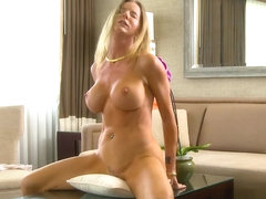 Amber Michaels in Mature And Frisky Scene
