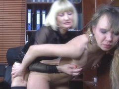GirlsForMatures Video: Amelia B and Aubrey