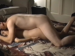 Me fucking rough Dana's wet yum-yum