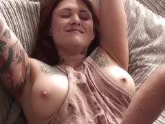Talluah - Solo Masturbation und Orgasm