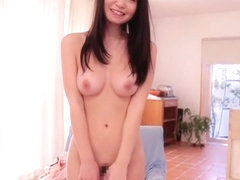 Horny Japanese slut Aika Yumeno in Exotic JAV censored Big Tits, Solo Girl clip