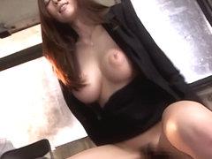 Horny Japanese model Julia Kyoka in Exotic JAV censored Swallow, Big Tits scene