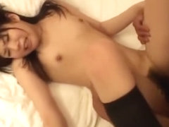 Fabulous Japanese whore Karin Mikino in Crazy Doggy Style, Hairy JAV movie