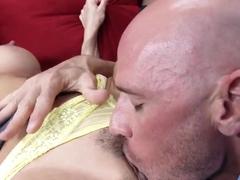 Brandi Love loves Johnny Sins hard cock