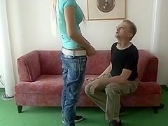 PrettyNina - Sehr viel Sperma vom Vater meiner Freundin