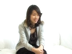 Japanese porn video with naughty slut plugged well by hammer
