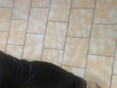 Wetlook Spandex Leggings at the supermarket