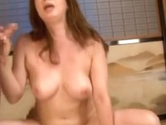 Yumi Kazama´s Got Two Guys After Her Sweet Mature Body